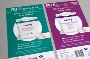 Free baby samples in the uk
