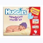 Free huggies newborn baby kit