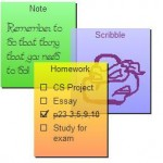 <b>Free Sticky Note Desktop Software</b>