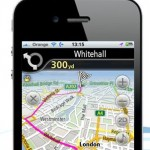 <b>Free Sat Nav App for iPhone and Android</b>