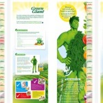 free green giant height wall chart
