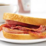 Free Bacon Sandwich From Yates