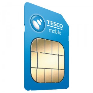 Free Tesco Mobile SIM cards