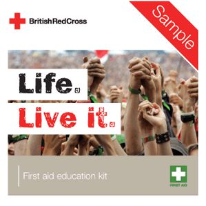 Free first aid cd British Red Cross are giving away a FREE first aid CD to ...