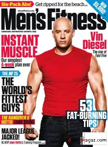 Free mens fitness magazine issue