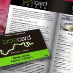 <b>Free TasteCard (Valid for 1 Month)</b>