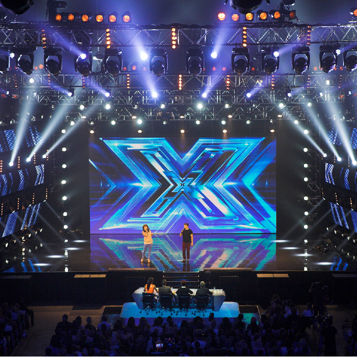 free x factor tickets