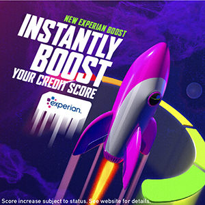 Free Experian Instant Credit Score Boost