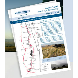 Free Walking Guide from SightVisit