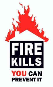 Free fire safety visit