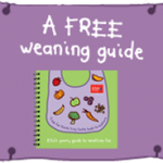 Free Weaning Guide and Vouchers Booklet