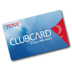 Free 25 points tesco clubcard points