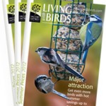 <b>Free 'Living With Birds' Booklet</b>