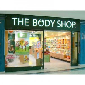 Body Shop Beauty Kit