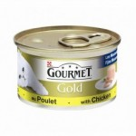 Free Gourmet Cat Food Sample