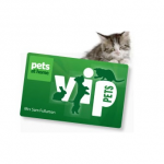 Free Pets at home VIP card and 10percent off voucher