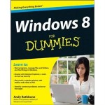 Free Windows 8 For Dummies Ebook