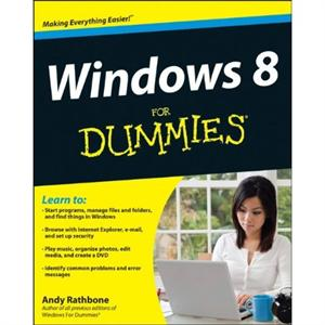 Free Windows 8 For Dummies Book