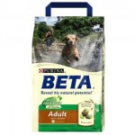 free Purina beta dog food sample