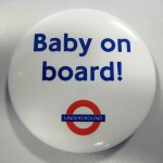 <b>Free 'Baby On Board' Badge From TFL</b>