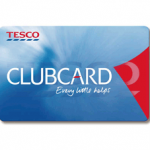 free 100 tesco clubcard points
