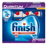 free finish quantum with power gel sample