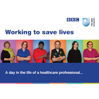 Free BBC2 'Working To Save Lives' Booklet