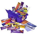 <b>Win a Cadbury Chocolate Hamper</b>