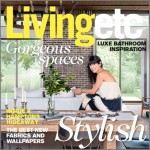 free copy of livingetc magazine