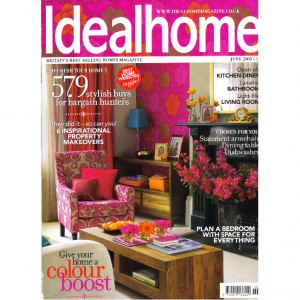 Free Ideal Home Magazine (Worth £3.50)