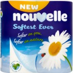 free 4 roll pack of nouvelle