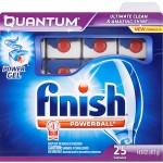 Free finish quantum dishwasher tablets