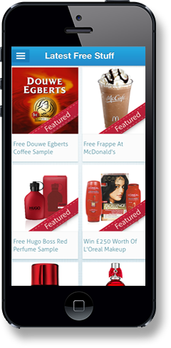 LatestFreeStuff App