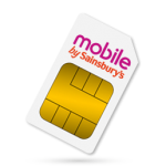 Free Sainsbury Mobile SIM Card