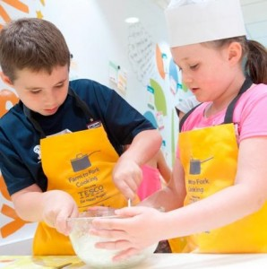 free cooking courses from Tesco