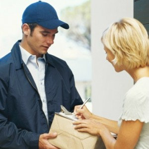 free courier parcel delivery
