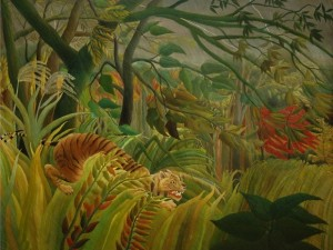 rousseau-henri-tiger-in-a-tropical-storm