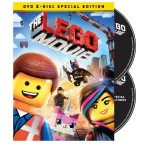 free the lego movie dvd