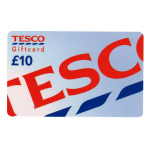 Free £2 Tesco Vouchers