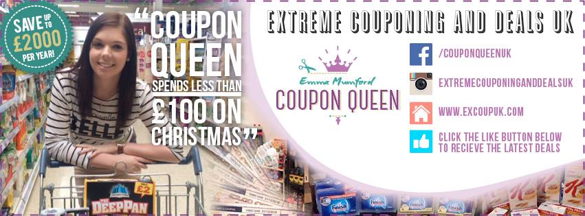 Emma Mumford coupon queen