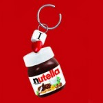 free nutella key ring