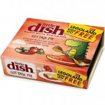 free little dish ready meal