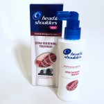 Free Head And Shoulders Thickening Hair Sample