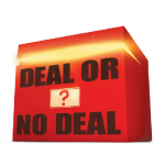Free Deal Or No Deal Tickets