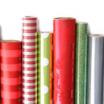 Free Bright Wrapping Paper