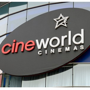 Free Cineworld Movie Tickets