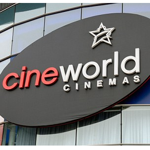 Free Cineworld Cinema Tickets Name