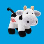 Free Cuddly Cow
