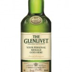 Free Personalised Glenlivet Label