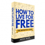 How to live for free book